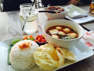 Foto 5 - Makanan(Tom Yam Seafood + Nasi) di Java Bean Coffee & Resto oleh Yolla Fauzia Nuraini