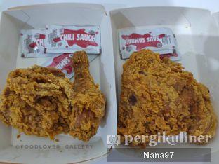 Foto 3 - Makanan di Burger King oleh Nana (IG: @foodlover_gallery)