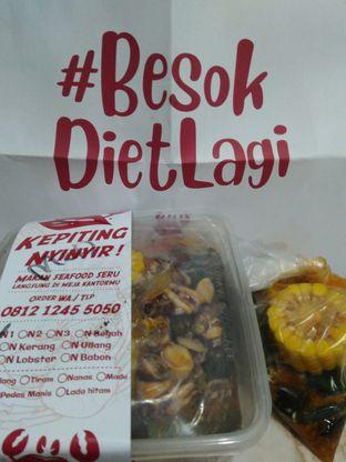 Foto 1 - Makanan di Kepiting Nyinyir oleh Rasmi.mii