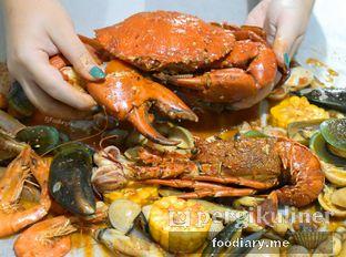 Foto 2 - Makanan di Kantin Seafood Nyengir oleh @foodiaryme | Khey & Farhan
