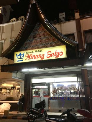 Foto review RM Minang Saiyo oleh Prido ZH 1