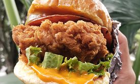 WoodFire Gourmet Burger