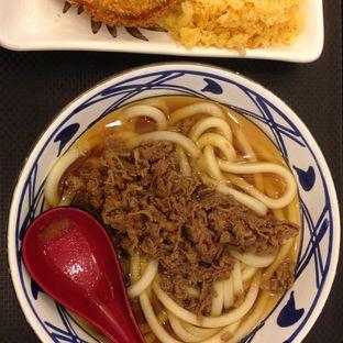 Foto 3 - Makanan di Marugame Udon oleh Almira  Fatimah