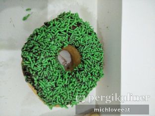 Foto 3 - Makanan di Dunkin' Donuts oleh Mich Love Eat