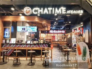 Foto review Chatime Atealier oleh Sillyoldbear.id  4