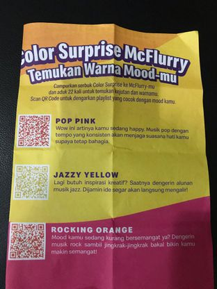 Foto review McDonald's oleh Jennifer Intan 6