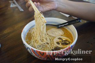 Foto 1 - Makanan di Marutama Ra-men oleh Hungry Couplee
