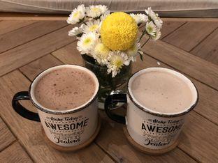 Foto 1 - Makanan(Nutella Chocolate) di Awesome Coffee oleh Patricia.sari