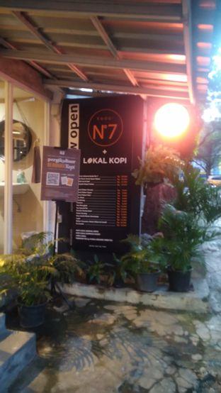 Foto review Kedai No 7 oleh Jef  6