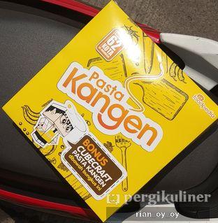 Foto review Pasta Kangen oleh | TidakGemuk |  ig : @tidakgemuk 3
