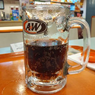 Foto review A&W oleh Adhy Musaad 4