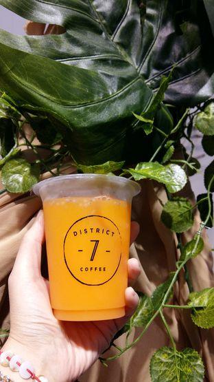 Foto 3 - Makanan di District 7 Coffee oleh princess yelly