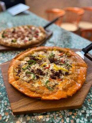 Foto 12 - Makanan di Pizza Maru oleh Riani Rin