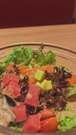 Foto 2 - Makanan di Genki Sushi oleh @qluvfood