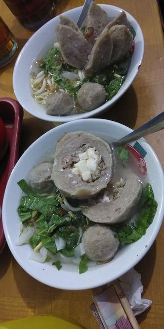 Foto Makanan di Bakso Bintang