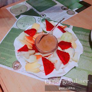 Foto 2 - Makanan(Rujak Buah) di D'Natural Healthy Store & Resto oleh Prita Hayuning Dias