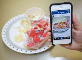 Posting Makanan Paling Populer di Instagram