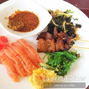 Foto review The Cafe - Hotel Mulia oleh Hungry Mommy 8