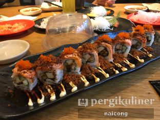 Foto 6 - Makanan di Sushi Tei oleh Icong