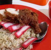 Foto nasi hainam di Nasi Kari Toti