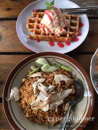 Foto 1 - Makanan di Nasi Goreng Jawa Cak Man oleh @mamiclairedoyanmakan