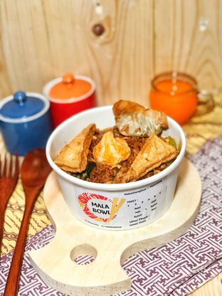 Foto - Makanan di Mala Bowl oleh kulineran_koko