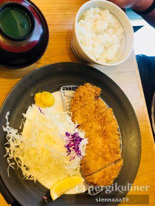 Foto 1 - Makanan(pork sirloin katsu) di Katsutoku oleh Sienna Paramitha
