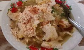 Soto Ayam Rawon