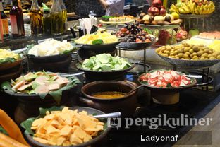 Foto 7 - Makanan di Catappa Restaurant - Hotel Grand Mercure Kemayoran oleh Ladyonaf @placetogoandeat