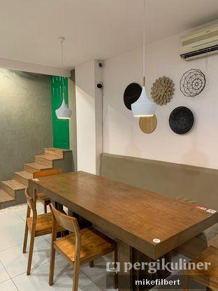 Foto 9 - Interior di ou tu Cafe oleh MiloFooDiary   @milofoodiary