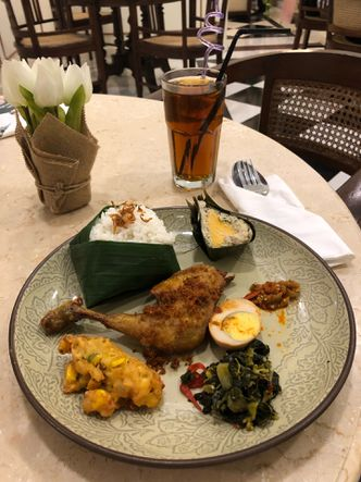 Foto Makanan di Hallo Surabaya Heritage