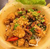 Foto SOFTSHELL CRAB HA LONG BAY (99k) di Seribu Rasa