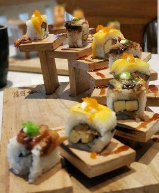 Foto 2 - Makanan di Kura Sushi oleh heiyika