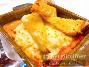 Foto 1 - Makanan di Papa Ron's Pizza oleh Fransiscus