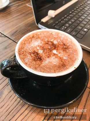Foto 3 - Makanan(Hot Chocolate) di Just Request Coffee oleh Rachel Intan Tobing