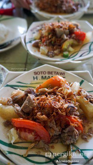 Foto 2 - Makanan di Soto Betawi H. Mamat oleh @gakenyangkenyang - AlexiaOviani