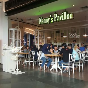 Foto 3 - Eksterior di Nanny's Pavillon oleh IG: FOODIOZ