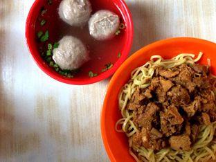 Foto - Makanan(Mie Ayam Bakso) di Bakmie BBT oleh Didit