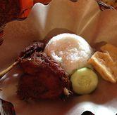 Foto Bebek Goreng jumbo di Ayam Goreng Nelongso