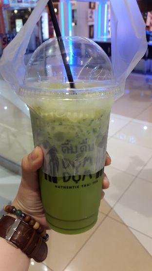 Foto - Makanan(Matcha Thai Tea) di Dum Dum Thai Drinks oleh Aveline Felicia