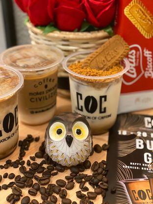 Foto review Civilization of Caffeine oleh heiyika  2
