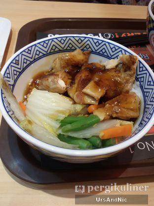 Foto 2 - Makanan(Chicken teriyaki) di Yoshinoya oleh UrsAndNic
