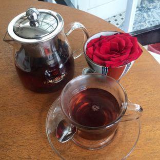 Foto 1 - Makanan(caramel tea) di Clea Tea Bar and Lounge oleh Yulia Amanda