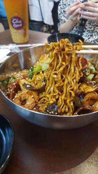 Foto Makanan di Wo Chao