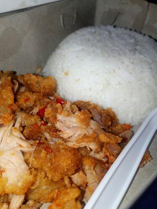 Foto 1 - Makanan di Nasi Goreng Bistik Sawah Kurung oleh Chris Chan