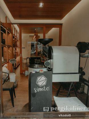 Foto 4 - Interior(Roaster ) di Simetri Coffee Roasters oleh Syifa