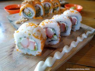 Foto 3 - Makanan di OTW Sushi oleh Kuliner Addict Bandung
