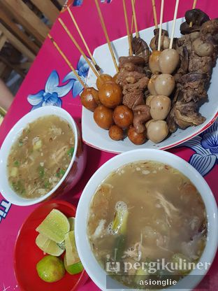 Foto 2 - Makanan di Soto Ayam Kampung Semarang oleh Asiong Lie @makanajadah