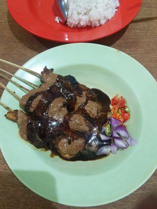 Foto 2 - Makanan di Sate Pak Mat Jami'i oleh El Yudith