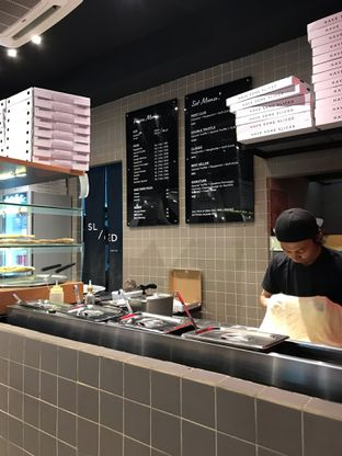 Foto 13 - Interior di Sliced Pizzeria oleh yudistira ishak abrar